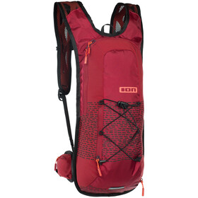 ION Villain 4 Backpack ruby rad